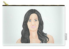 Courtney Cox Carry-all Pouch