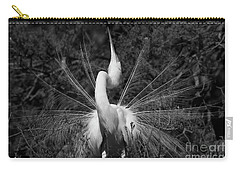 Courtship Plumes Carry-all Pouch