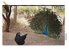Courtship Carry-all Pouch