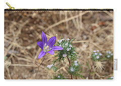 Carry-all Pouch featuring the photograph Cousins by Marie Neder