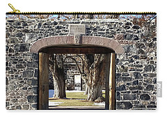 Cove Fort, Utah Carry-all Pouch by Cynthia Powell