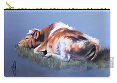 Cow Dreams Carry-all Pouch