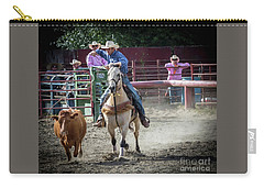 Cowboy In Action#2 Carry-all Pouch