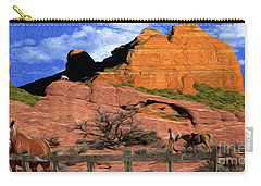 Cowboy Sedona Ver 4 Carry-all Pouch