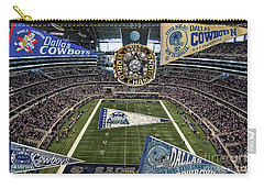 Cowboys Super Bowls Carry-all Pouch
