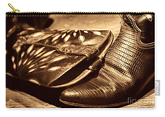Cowgirl Gator Boots Carry-all Pouch by American West Legend By Olivier Le Queinec