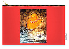 Cowgirl Hat Carry-all Pouch