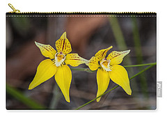 Cowslip Orchid Australia Carry-all Pouch