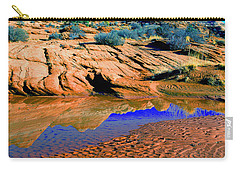 Coyote Buttes Reflection Carry-all Pouch