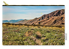 Coyote Canyon Meadow View Carry-all Pouch