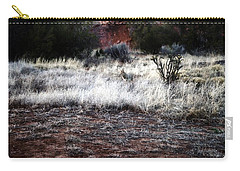 Coyote Carry-all Pouch by Joseph Frank Baraba