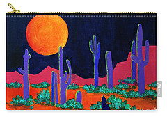 Coyote Moon Carry-all Pouch