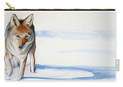 Coyote Trot Carry-all Pouch