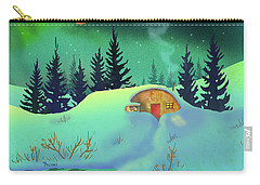 Cozy Quonset Carry-all Pouch