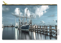 Carry-all Pouch featuring the photograph Cpt. Duyen by Maddalena McDonald