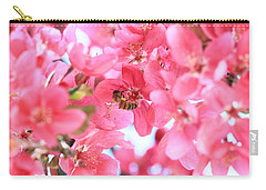 Crabapple Bees 2 Carry-all Pouch