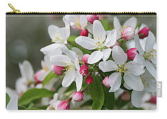 Crabapple Blossoms 12 - Carry-all Pouch