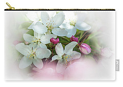 Crabapple Blossoms 3 - Carry-all Pouch