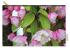 Crabapple Buds 3 052018 Carry-all Pouch