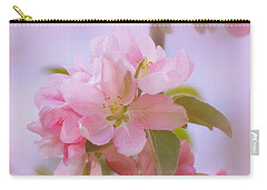 Crabapple Pink Carry-all Pouch