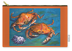 Crabs Carry-all Pouch