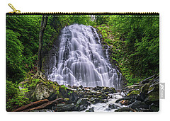 Crabtree Falls North Carolina Carry-all Pouch