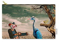 Cracked IIi - The Clown Carry-all Pouch