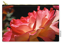 Cracklin' Rose Carry-all Pouch