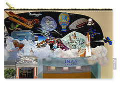 Cradle Of Aviation Museum Imax Theatre Carry-all Pouch