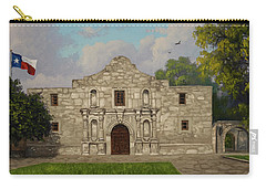 Cradle Of Texas Liberty Carry-all Pouch