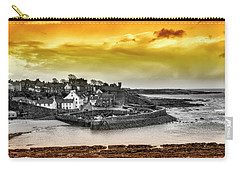 Crail Harbour Carry-all Pouch