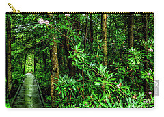 Cranberry Glades Boardwalk Carry-all Pouch