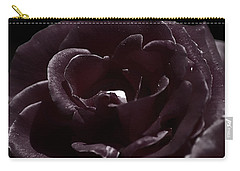 Cranberry Rose Carry-all Pouch