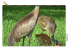 Crane Family Picnic Carry-all Pouch