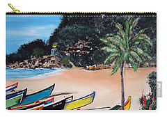 Crashboat Beach I Carry-all Pouch