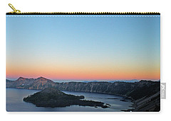Crater Lake Twilight Carry-all Pouch