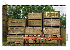Crates To Go Carry-all Pouch