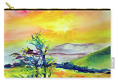 Creation Sings Carry-all Pouch