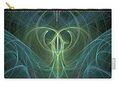 Creative Energy Carry-all Pouch by Ronda Broatch