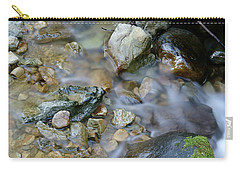 Creek On Mt Tamalpais Carry-all Pouch