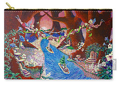 Creekside Fairy Celebration Carry-all Pouch