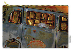 Carry-all Pouch featuring the photograph Creepers by Trish Mistric