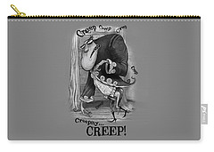 Creepy Carry-all Pouch