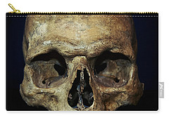 Creepy Skull Carry-all Pouch