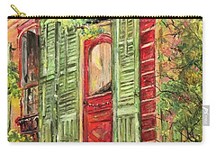 Creole Painted Lady In The Marigny Carry-all Pouch