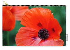 Crepe Paper Petals Carry-all Pouch