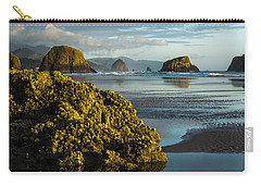 Crescent Beach Carry-all Pouch
