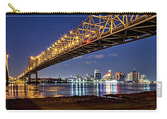 Crescent City Bridge, New Orleans Carry-all Pouch