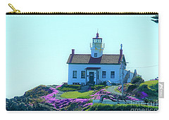 Crescent City Lighthouse Carry-all Pouch