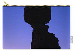 Carry-all Pouch featuring the photograph Crescent by Dustin LeFevre